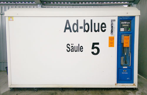 AD-Blue-Tankstelle